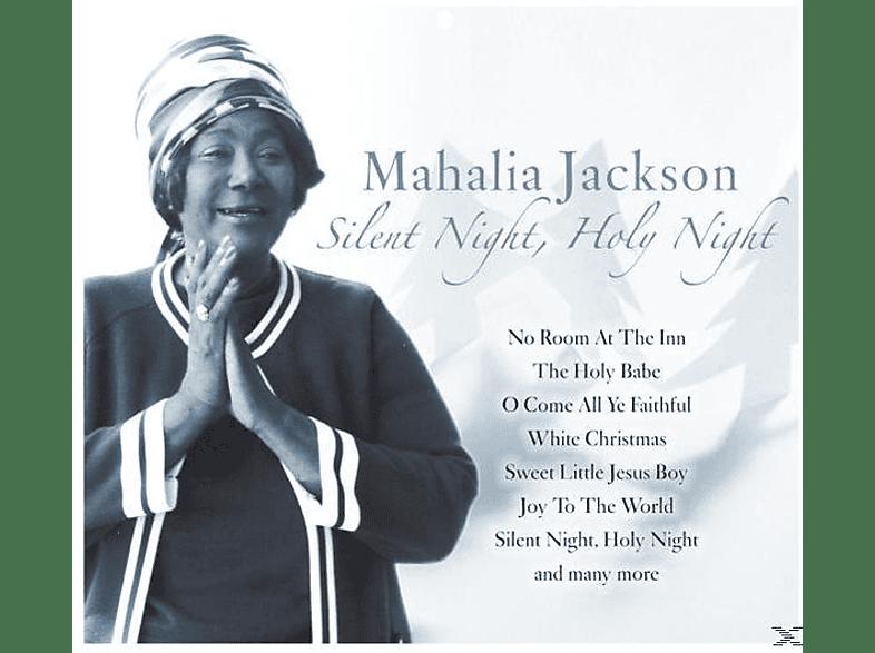 Mahalia Jackson - Mahalia Jackson-Silent Night Holy Night [CD]