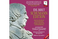 Idil Biret, Polish National Radio Symphony Orchestra, Bilkent Symphony Orchestra, Borusan Quartet - Schumann Edition [CD]