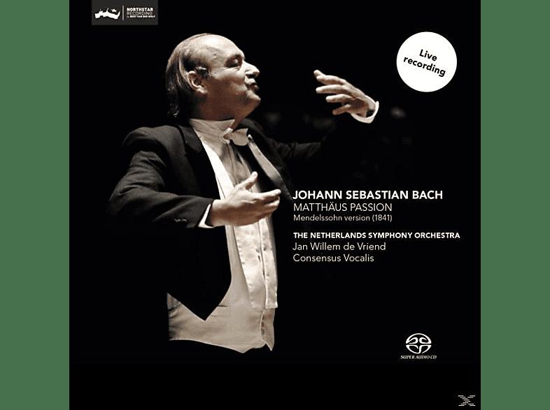 Jan Willem De The Netherlands Symphony Orchestra - Matthäus Passion [SACD Hybrid]