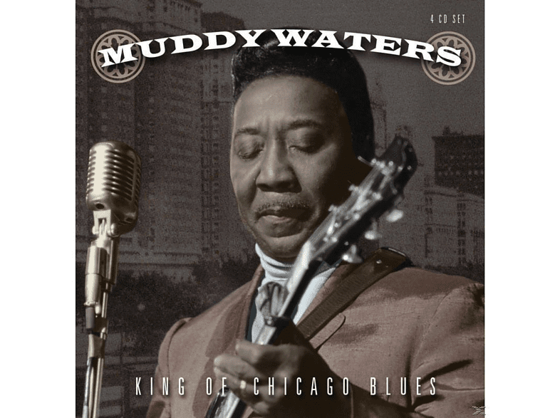 Muddy Waters - King Of Chicago Blues [CD]