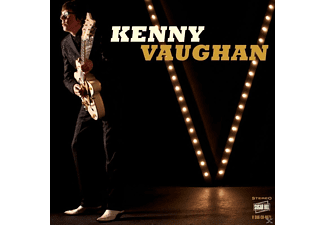 Kenny Vaughan - V  - (CD)