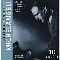 Arturo Benedetti Michelangeli - Arturo Benedetti Michelangeli-10 CD-Set [CD]