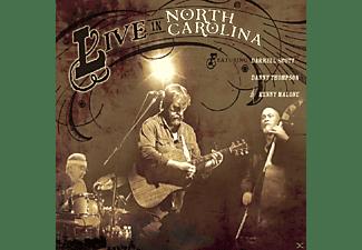 SCOTT,DARRELL/THOMPSON,DANNY/MALONE,KENNY - Live In Nc  - (CD)
