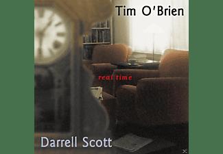SCOTT,DARRELL & O`BRIEN,TIM - Real Time  - (CD)