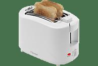 BESTRON AYT 600 Toaster Weiß (750 Watt, Schlitze: 2)