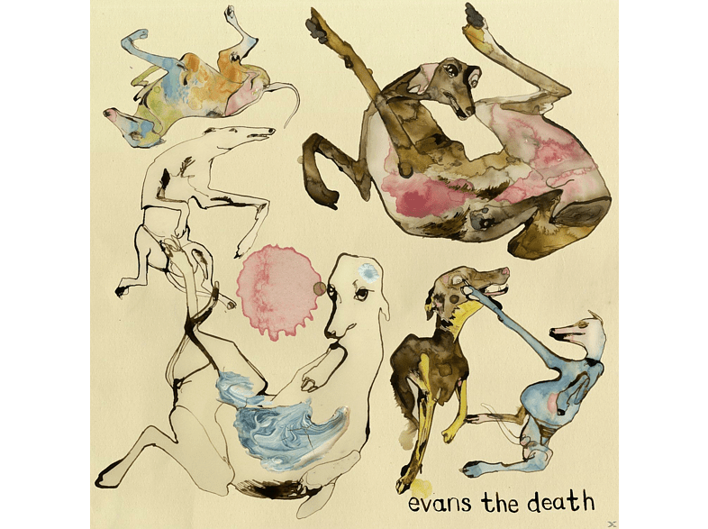 Evans The Death - Expect Delays [CD]