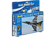 REVELL 64844 F-16 C Solo Türk, Camouflage