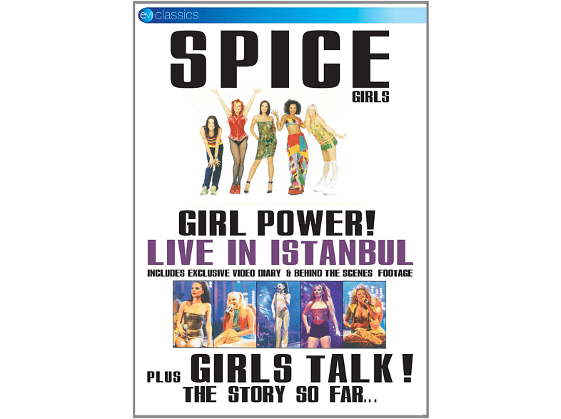 Spice Girls - Girl Power!live In Istanbul [DVD]