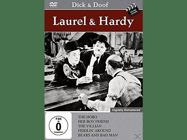 Laurel & Hardy (Dick & Doof) [DVD]