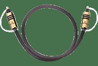 OEHLBACH Optisches Digitalkabel Hyper Profi Opto, 5 m Optisches Digitalkabel, Schwarz