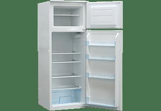 RESPEKTA GKE 144 A+ Kühlgefrierkombination (F, 1440 mm hoch, Weiß)