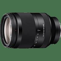 SONY SEL24240 24 mm-240 mm f/3.5-6.3 OSS, ED, ASPH, DMR, Circulare Blende (Objektiv für Sony E-Mount, Schwarz)