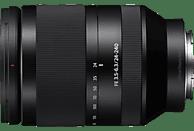 SONY 24 mm-240 mm f/3.5-6.3 OSS, ED, ASPH, DMR, Circulare Blende (Objektiv für Sony E-Mount, Schwarz)