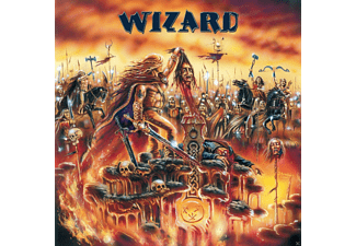 Wizard - Head Of The Deceiver (Remastered+Bonus Tracks) - (CD)