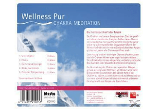 Wellness Pur - Chakra Meditation  - (CD)