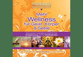 VARIOUS - Inbalance - Mehr Wellness Für Geist, Körper & Seele  - (CD)