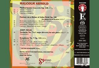 Peter Donohoe, Royal Scottish National Orchestra - Sinfonie 7 & Philharmonic  - (SACD Hybrid)