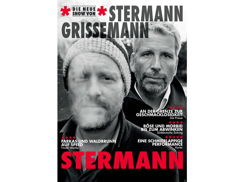 Stermann & Grissemann: Stermann [DVD]