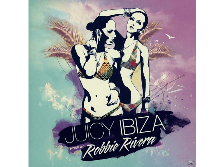 Robbie Rivera - Juicy Ibiza 2014 [CD]