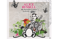 Alice Russell - My Favourite Letters [CD]