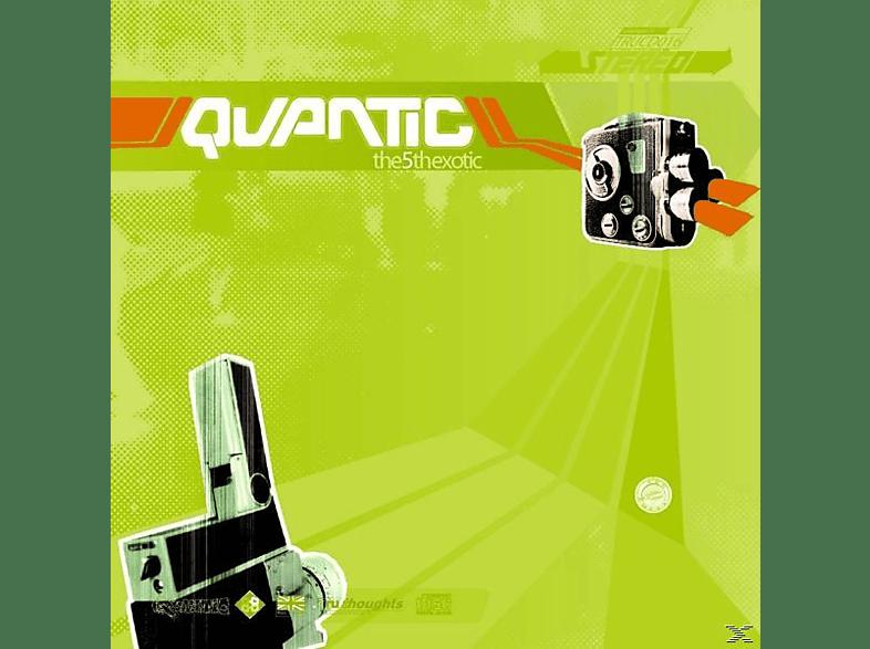 Quantic - The 5th Exotic [CD]