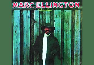 Marc Ellington - Marc Time  - (CD)