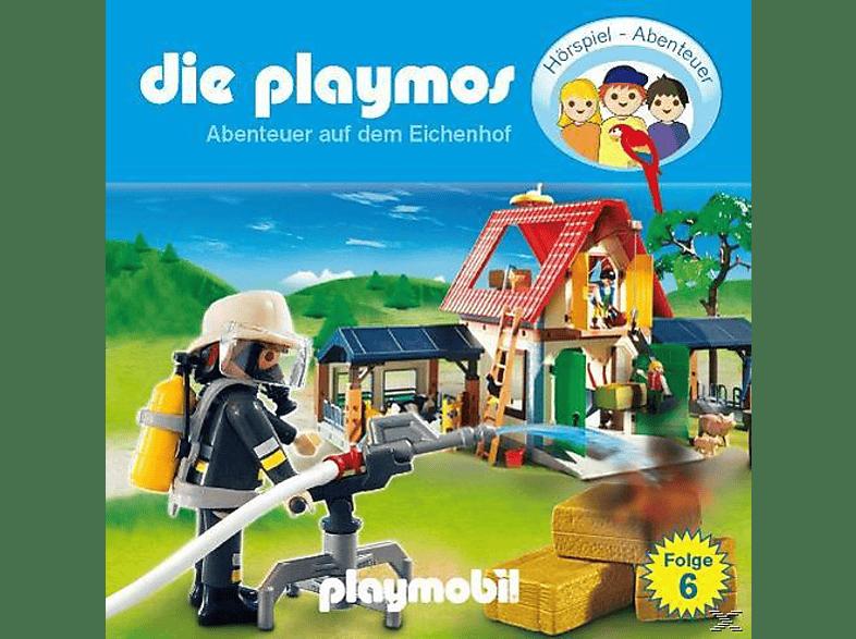 Die Playmos - Abenteuer Auf Dem Eichenhof - (CD)