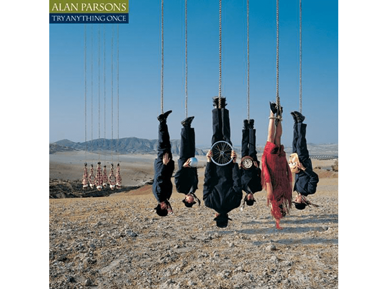 Alan Parsons - Try Anything Once [Vinyl]