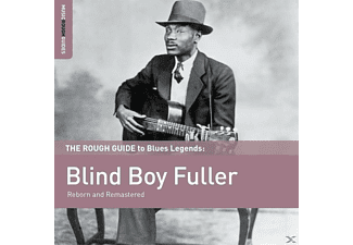 Blind Boy Fuller - Rough Guide: Blind Boy Fuller - (CD)