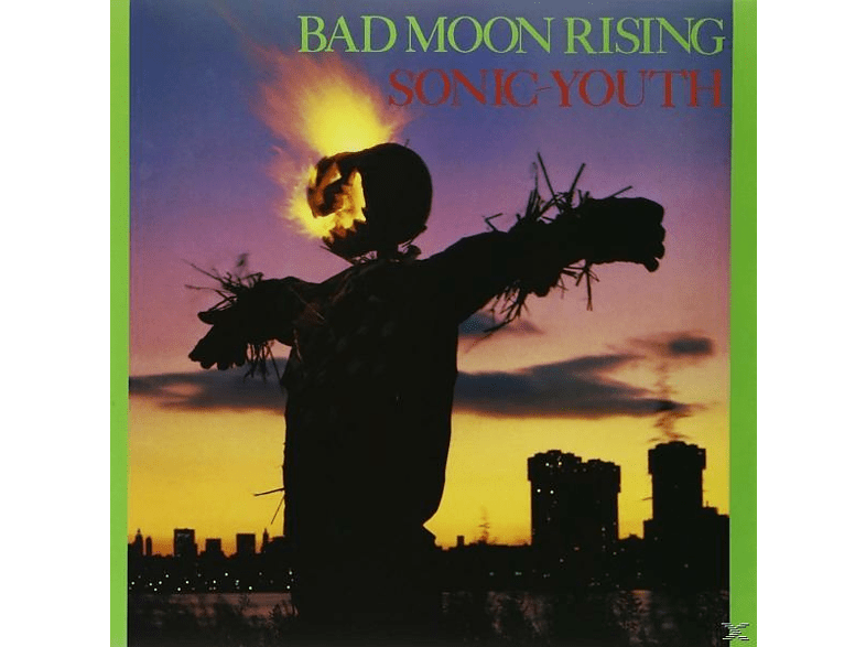 Sonic Youth - Bad Moon Rising [Vinyl]