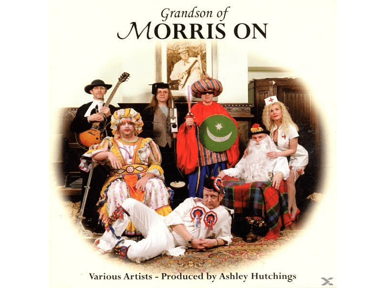 Ashley Hutchings - Grandson Of Morris On [CD]