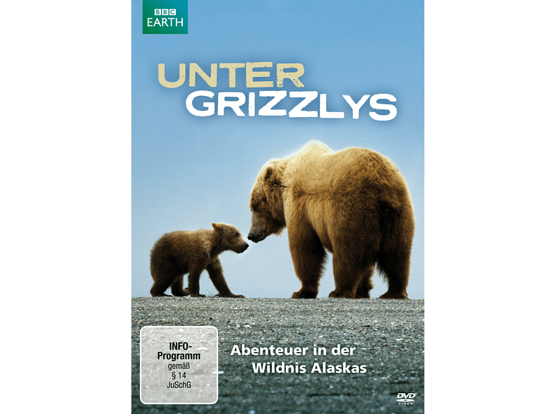 Unter Grizzlys [DVD]