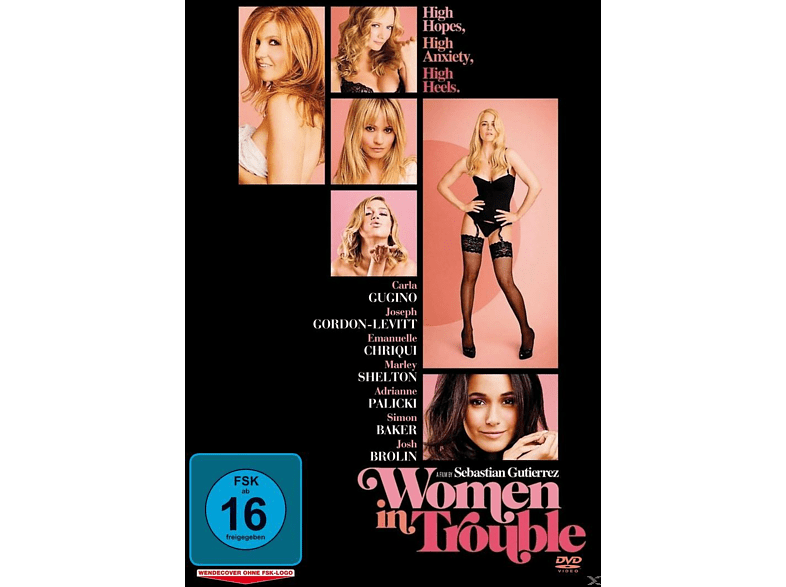 Women In Trouble [DVD]