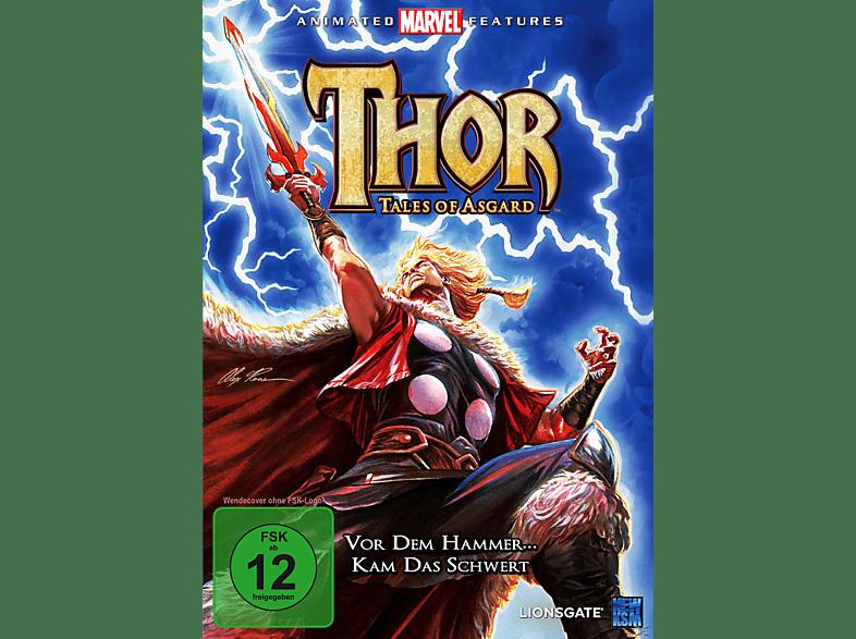 Marvel: Thor - Tales of Asgard [DVD]