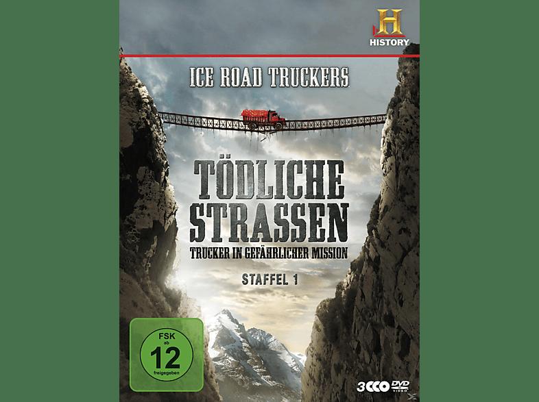 Ice Road Truckers: Tödliche Strassen - Staffel 1 [DVD]