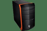 MEDION ERAZER® i52000, Gaming-PC, Core i5 Prozessor, 16 GB RAM, 2 TB HDD, 128 GB SSD, GeForce GTX 960, Schwarz