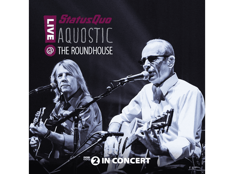 Status Quo - Aquostic! Live At The Roundhouse [CD]