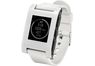 Smartwatch - Pebble Original, blanco