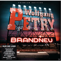 Wolfgang Petry - Brandneu (Exklusive Edition mit 4 Bonustracks) [CD]