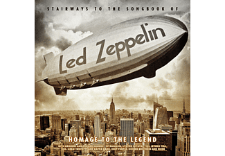 VARIOUS - Stairways To The Songbook Of Led Zeppelin-Homage - (CD)