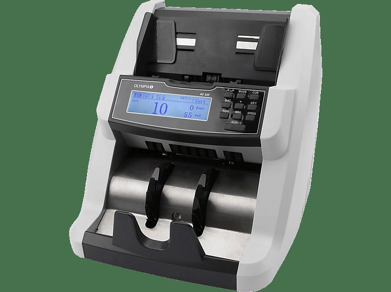OLYMPIA NC 620 Geldprüf- und Geldzählgerät