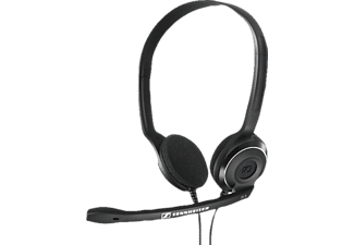SENNHEISER PC 8 USB, On-ear Headset Schwarz