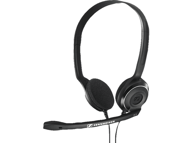 SENNHEISER PC 8 USB Headset Schwarz