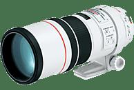 CANON 300 mm f/4 EF, IS, USM (Objektiv für Canon EF-Mount, Weiß)