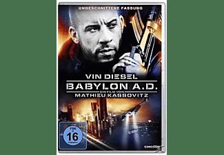 BABYLON A.D. - UNGESCHNITTENE FASSUNG DVD