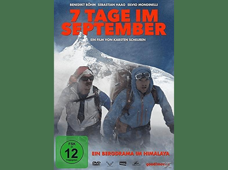 7 Tage im September [DVD]