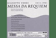 Ferenc Rias So Berlin/fricsay - Messa Da Requiem (Verdi, Giuseppe) [CD]