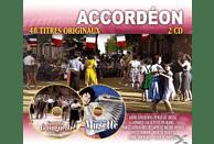 VARIOUS - Accordeon-48 Titres Originaux [CD]