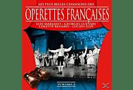 VARIOUS - Les Plus Belles Chansons Des Operet [CD]