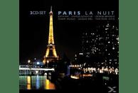 VARIOUS - Paris La Nuit [CD]